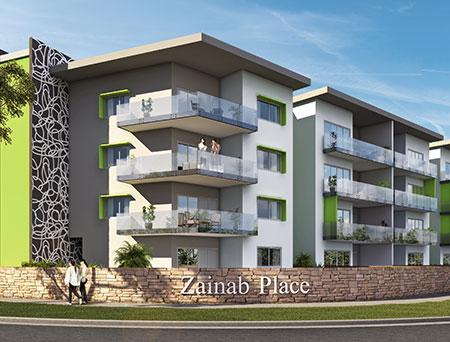 Zainab Place Underwood